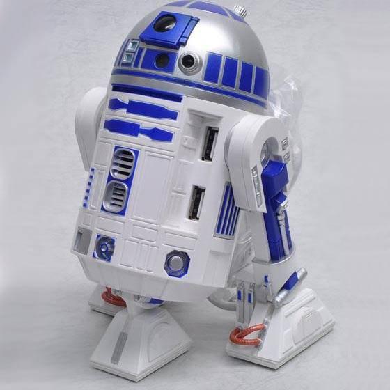 Star Wars R2-D2 USB Hub