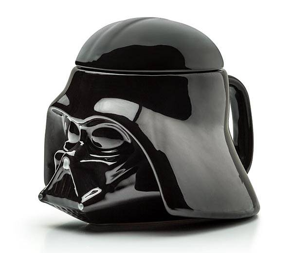 Star Wars Darth Vader Helmet Coffee Mug