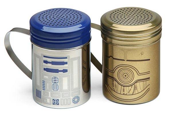 Star Wars R2-D2 & C-3PO Spice Shakers
