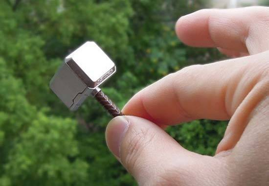 The Avengers 2 Thor Hammer USB Flash Drive
