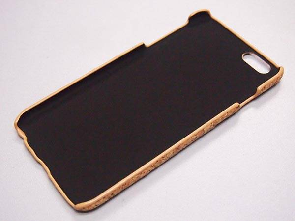 Handmade Natural Cork Wood iPhone 6/6 Plus Cases