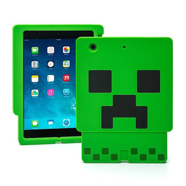 Minecraft Protective Cases Disguise Your iPhone and iPad Mini as Those Pixelated Characters