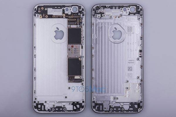 The Photos Reveal the Look of iPhone 6s