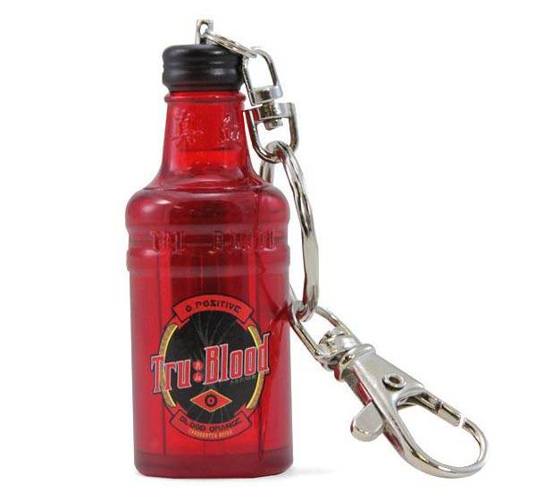 True Blood Bottle USB Flash Drive