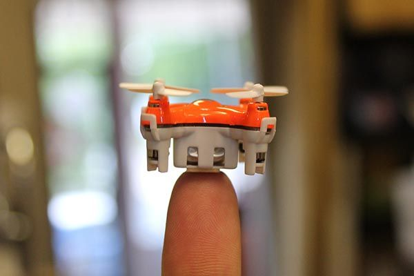 Aerius The World's Smallest Quadcopter
