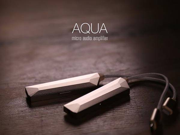 AQUA Headphone Amplifier Enhances Android and iOS Devices Audio Performance