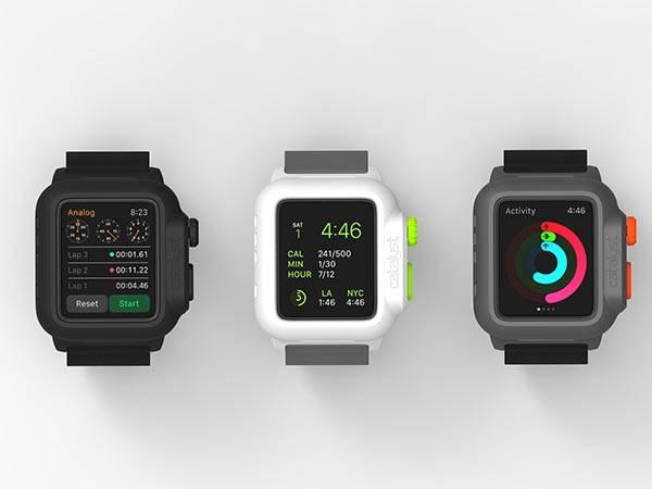 Catalyst IP68 Rated Waterproof Apple Watch Case
