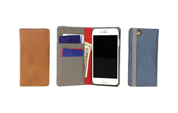 DODOcase Lorna Wallet iPhone 6 and iPhone 6 Plus Cases