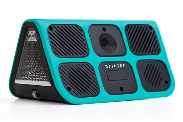 Drifter Smart Wireless Speaker with WiFi, Bluetooth and Waterproof Housing