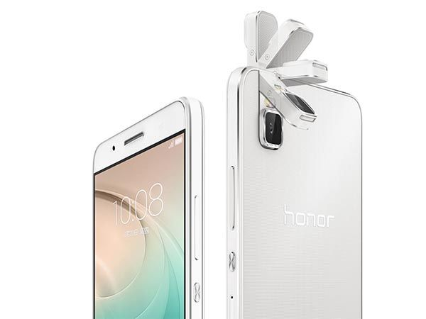 Huawei Honor 7i Smartphone with a Rotating Camera