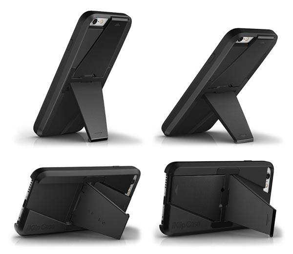 iKlip iPhone 6 and iPhone 6 Plus Cases with Multi-Position Stand