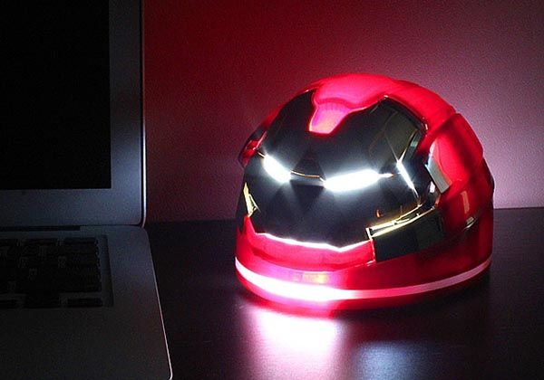 Iron Man Hulkbuster Armor LED Lamp
