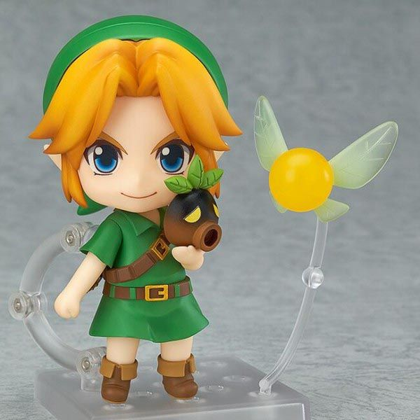 The Legend of Zelda Majora Mask Link Nendoroid Action Figure