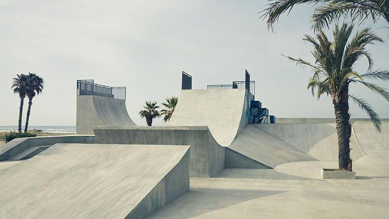 The Park Designed for Lexus SLIDE Hoverboard
