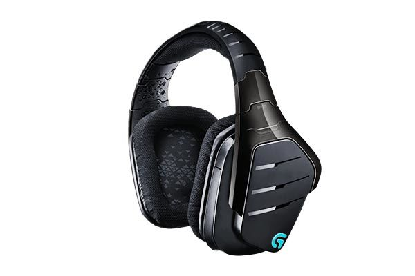 Logitech G933 Artemis Spectrum Wireless Gaming Headphones