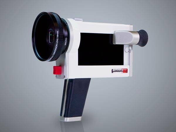 Lumenati CS1 Smartcase Turns Your iPhone 6 Into a Super 8 Film Camera