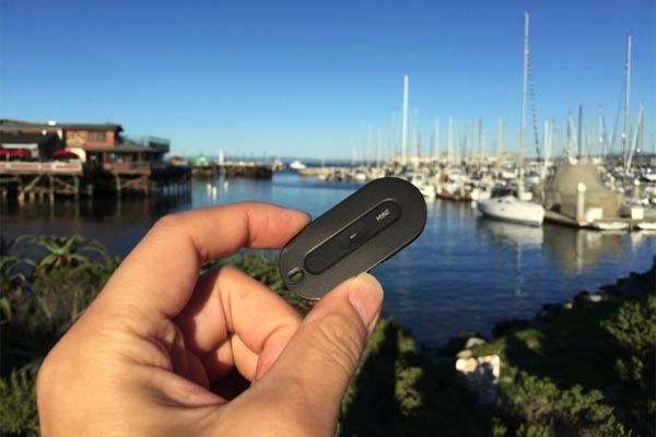 MYNT Bluetooth Tracker with Remote Control