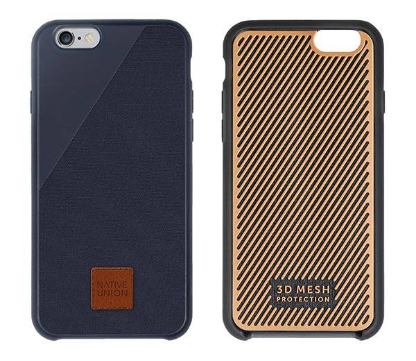 official photos 36b19 f8aab Native Union Clic 360° iPhone 6 and iPhone 6 Plus Cases Show off ...