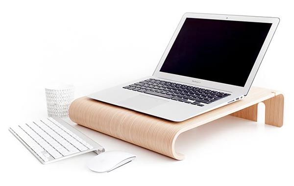 Nordic Appeal MacBook Wall Desk