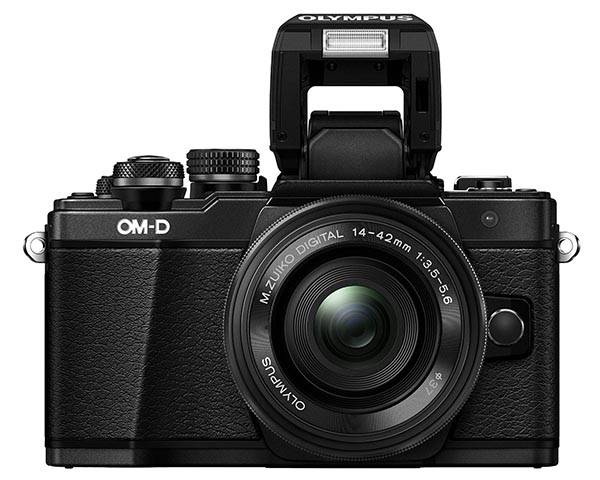 Olympus OM-D E-M10 Mark II Mirrorless Camera