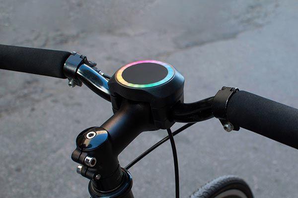 SmartHalo Converts Your Bike into Smart Bike