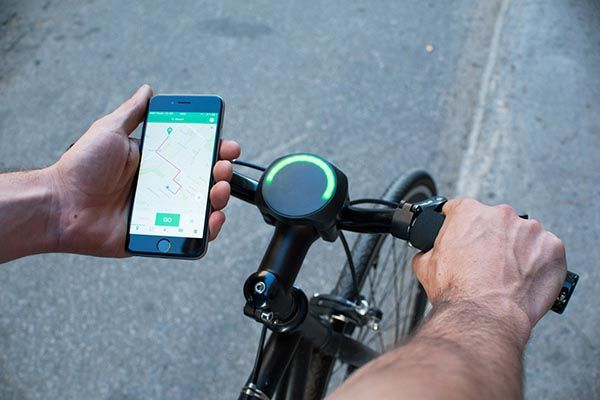 SmartHalo Converts Your Bike into Smart Bike