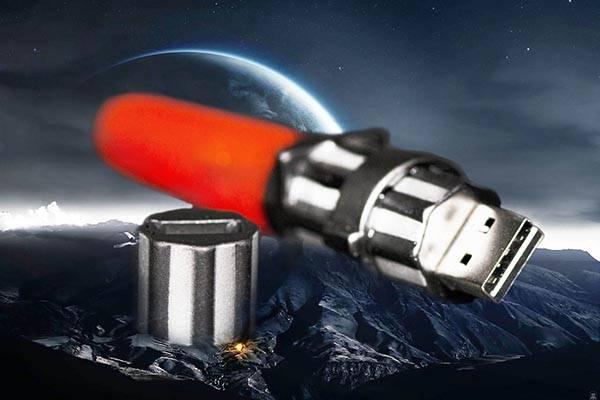 Star Wars Lightsaber USB Flash Drive