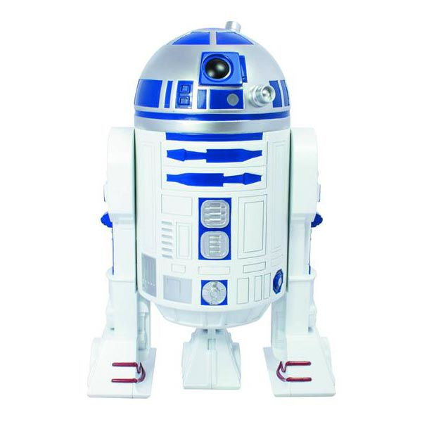 Star Wars R2-D2 Cookie Jar with Iconic Beeping Sound