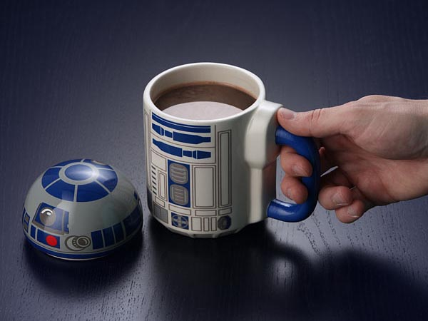 Star Wars R2-D2 Mug - one of our hand-picked geek gadgets