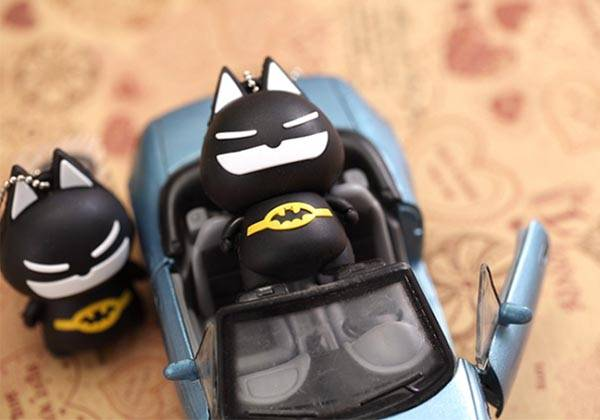 Cute Batman USB Flash Drive