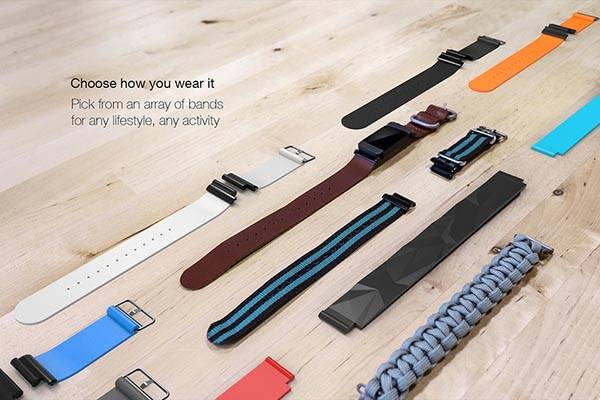 The Design Concept Fitbit Tracker With Enhanced Aesthetics