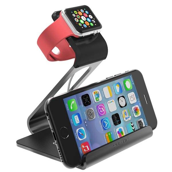 LOFT iPhone and Apple Watch Charging Stand - One of Our Hand Picked Apple Gadgets
