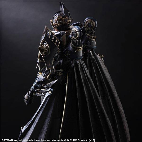 Variant Play Art Kai Batman Action Figure Shows off Steampunk Batsuit