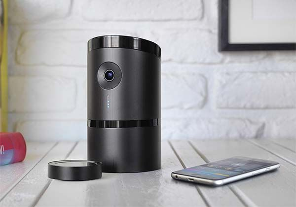 Angee Autonomous Home Security System