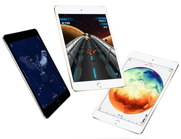 Apple iPad Mini 4 Packed the Performance of iPad Air 2