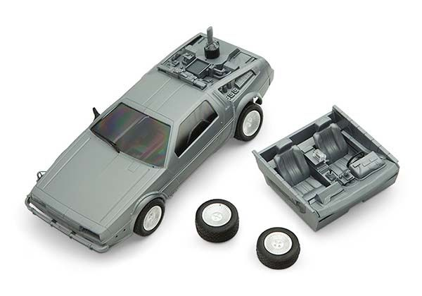 Back to the Future DeLorean Scale Model Kit
