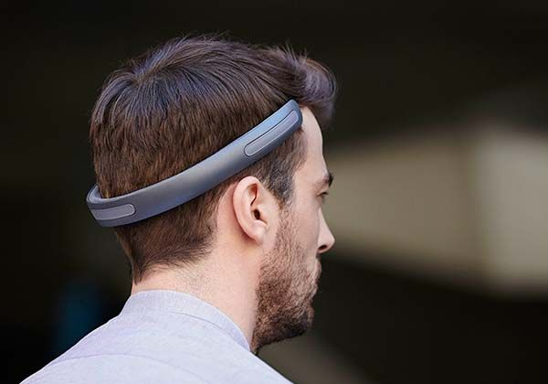 Batband Bone Conduction Wireless Headphones
