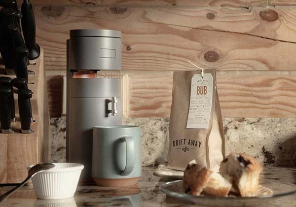 Bruvelo Compact Smart Coffee Maker
