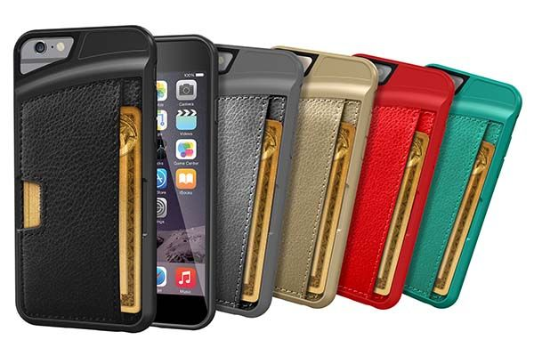 CM4 Q Card Wallet iPhone 6s and iPhone 6s Plus Cases