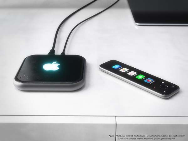 The Concept Apple TV Features Better Appearance Than New Apple TV 2015