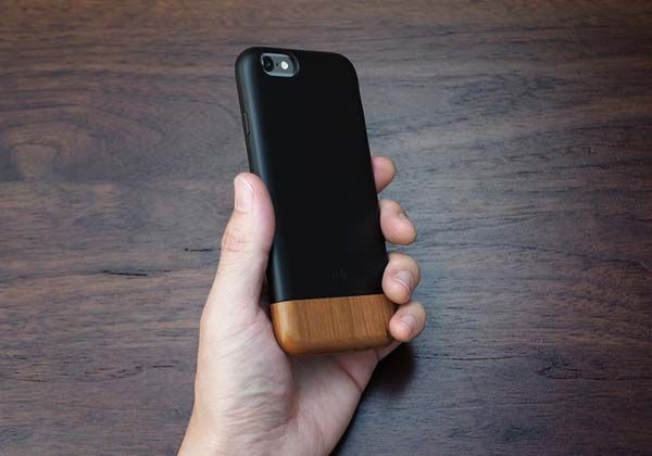 Convoy Wooden iPhone 6 Plus Case