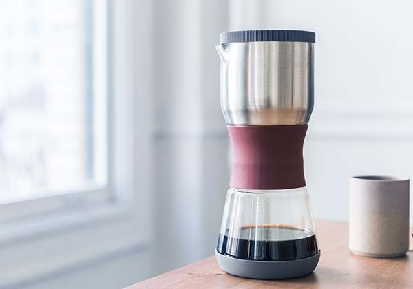 Duo Coffee Steeper Provides You an Easy Way to Brew Delicious Coffee