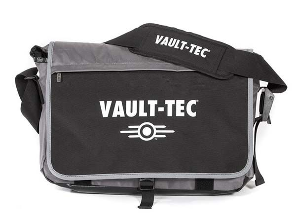 General Issue Survival Fallout Vault-Tec Messenger Bag