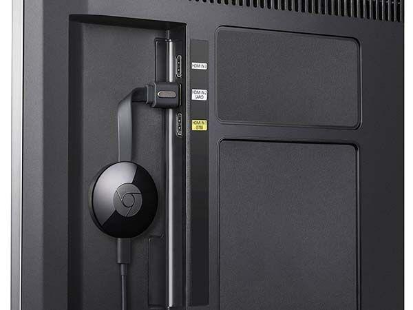 Google New Chromecast Media Streamer