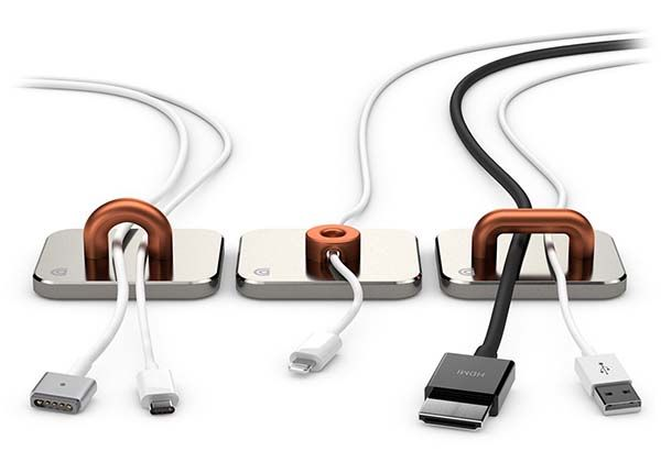 Griffin Guide Magnetic Cable Organizer