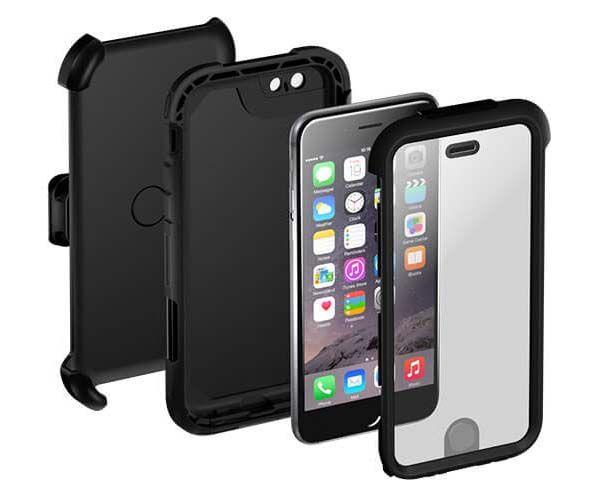 Griffin Survivor Summit Splashproof iPhone 6 and iPhone 6 Plus Cases