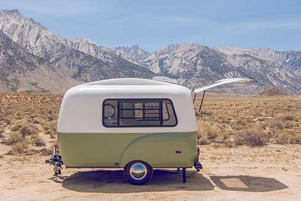 Happy Camper HC1 Travel Trailer