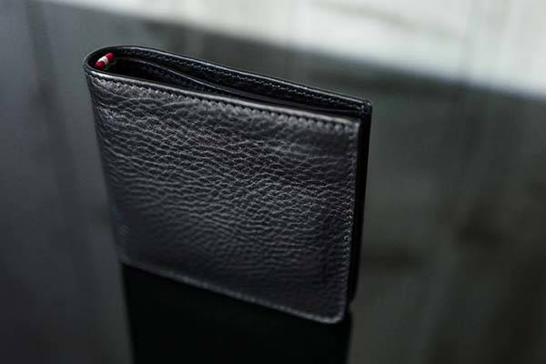 Hard Graft Atelier Zip Leather Wallet