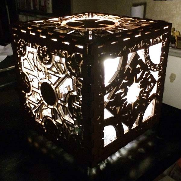 Hellraiser Lament Configuration Shaped Mood Light