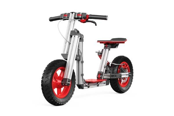 Infeno Constructible Rides for Kids